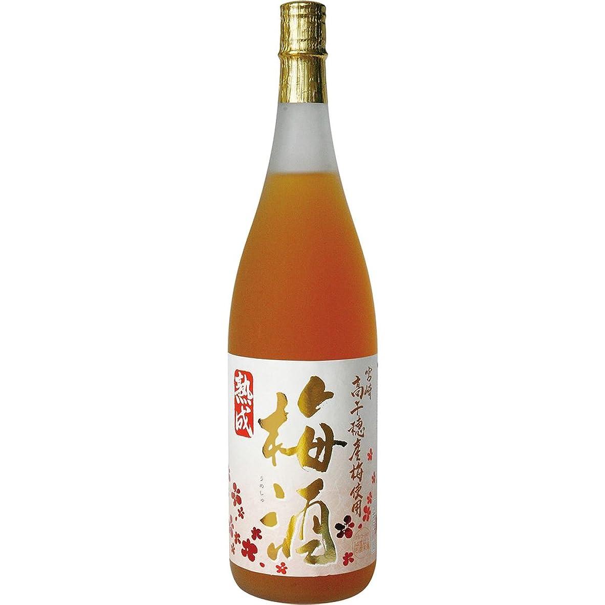 こする変色する退屈熟成高千穂梅酒 [ 1800ml ]
