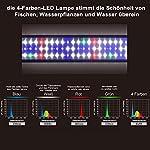 Aquarien-Eco-Aquarium-LED-Beleuchtung-Tageslichtsimulation-Lampe-Reef-Coral-Fish-Wasserpflanzen-Aufsetzleuchte