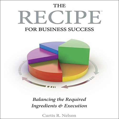 The Recipe for Business Success audiobook cover art