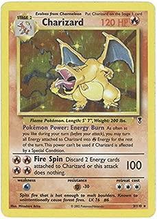Pokemon - Charizard (3) - Legendary Collection - Holo