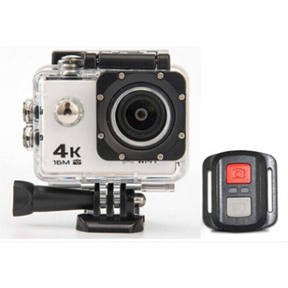 神ENカメラ WiFi / 16MPピクセルインテリジェント防振技術/電子防振機能を備えたプロの防水スポーツDV / 4K
