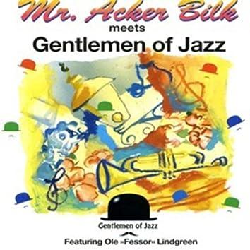 Meets Gentlemen of Jazz (feat. Ole 'Fessor' Lindgreen)