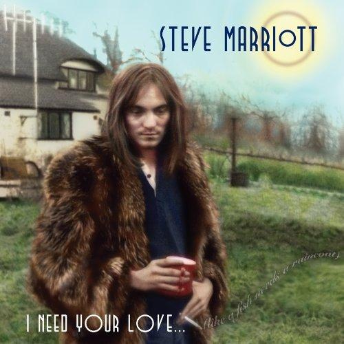 I Need Your Love (Like a Fish needs a Raincoat) 1962-1991