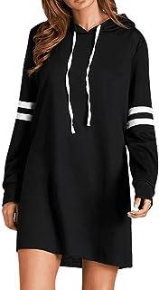nuevo producto ac3ef 596b0 Amazon.es: vestidos sudadera: Ropa