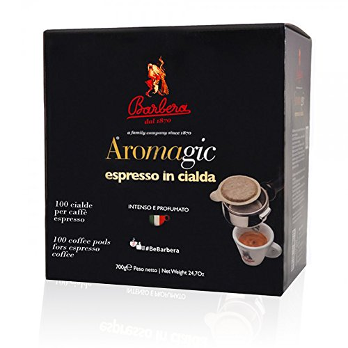 Ese Pads Espresso Traditionellen Italienischen Kaffee | 50% Arabica 50% Robusta | 100 X 44 mm