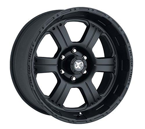 Pro Comp Alloys Series 89 Wheel with Flat Black Finish (17x8'/6x139.7mm)