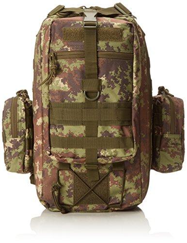 DEFCON 5One Day Tactical Sac à Dos L Multicolore - Italian Camo