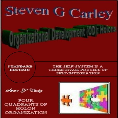 Organizational Development audiobook cover art