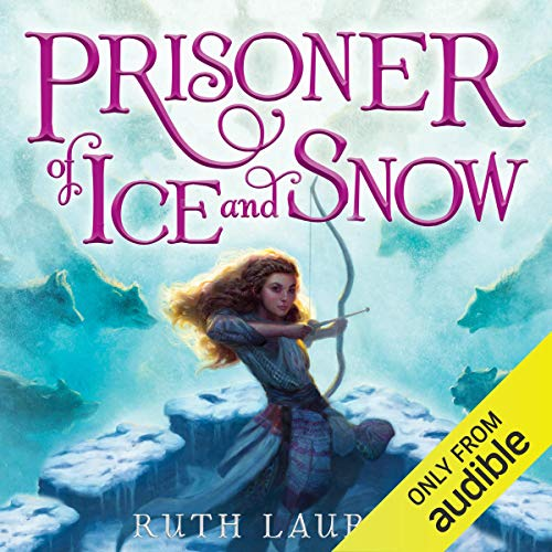 Prisoner of Ice and Snow audiobook cover art