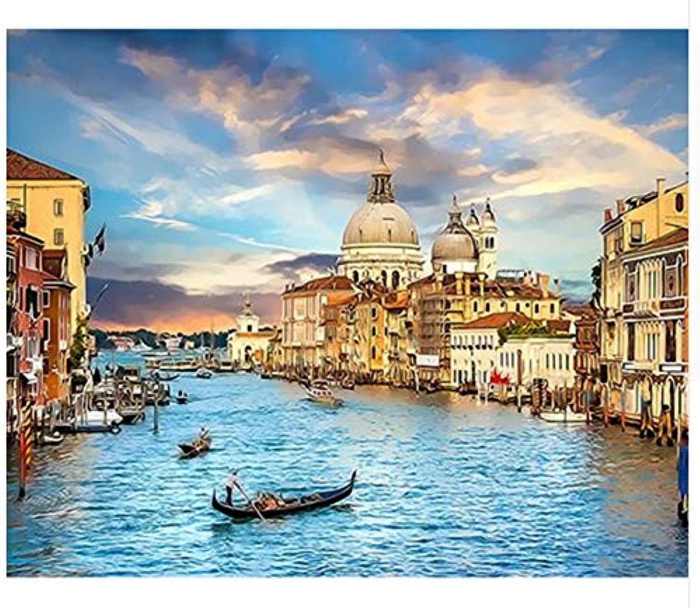 Agolong Agolong Agolong Venedig Stadt Malen Nach Zahlen Diy Malerei