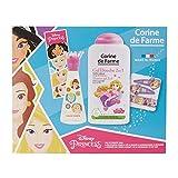 Corine de Farmme Disney Prinzessinnen Set Eau de Toilette + Duschgel + Goodies 1 Stück