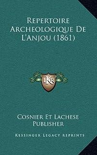 Repertoire Archeologique de L'Anjou (1861)