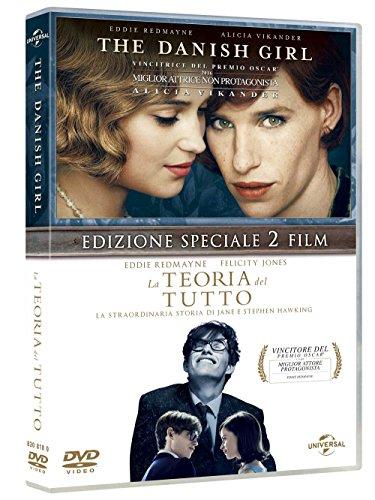 The Danish Girl + La Teoria del Tutto - Edizione Speciale (Cofanetto 2 DVD)
