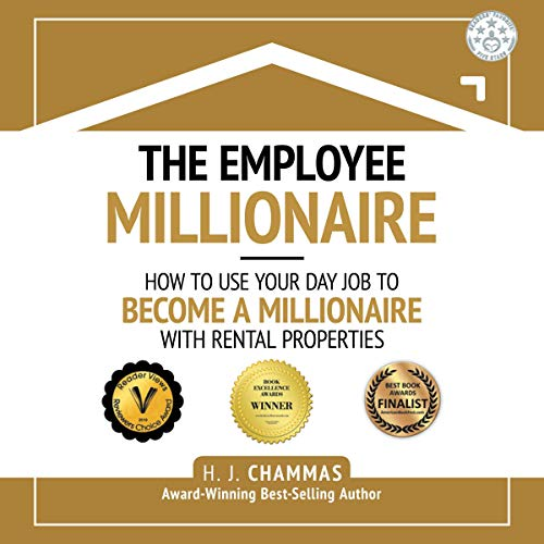 The Employee Millionaire audiobook cover art