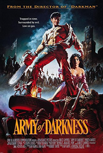 Close Up Army of Darkness Poster Evil Dead 3 (68cm x 98cm)