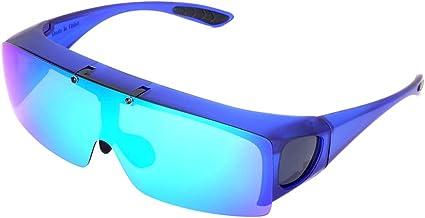 FLIP UP Polarized Sunglasses Driving Glasses UV400 Fitover Sunglasses for men and women