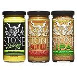 Stone Brewing Co. Mustard Box of 3