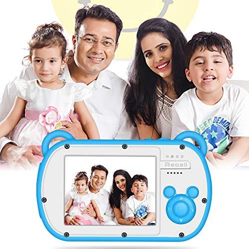 Underwater Camera for Kids, HD 1080P Waterproof Kids Camera, Video Recorder Action...