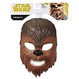 Hasbro-E1230ES0 Star Wars Máscara Chewbacca, Multicolor (E1230ES0)