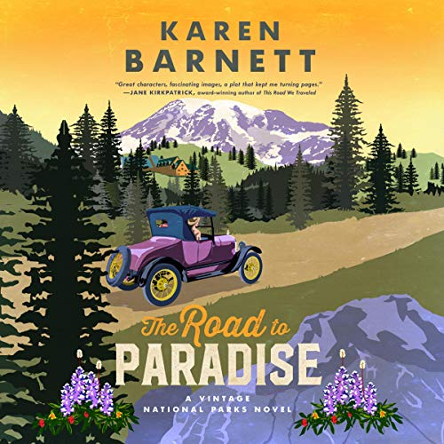 The Road to Paradise audiobook cover art