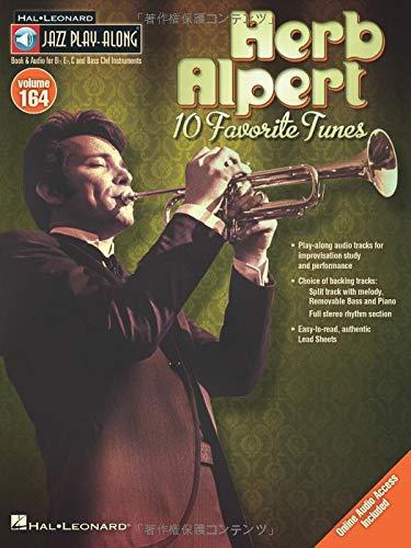 Jazz Play-Along Volume 164: Herb Alpert: Play-Along, CD für Bassinstrument(e)
