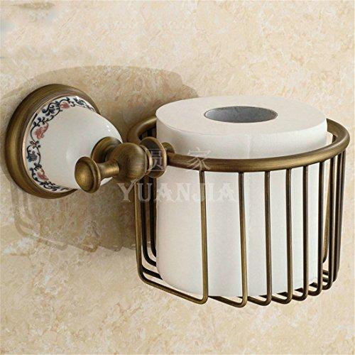 D&D-Bathroom Accessories Accesorios de Baño Set/montado en Pared/Unión Cobre Antiguo cerámica baño...
