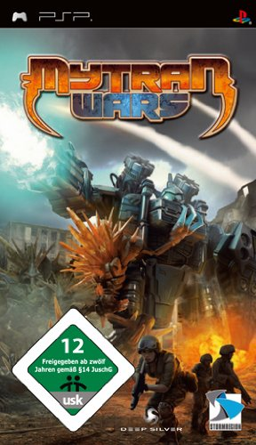 Mytran Wars (PSP) (USK-Version) [import allemand]