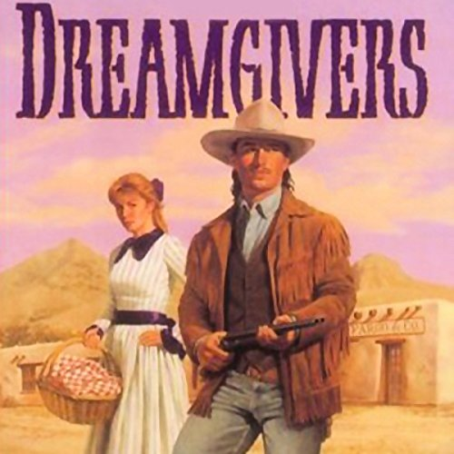 The Dreamgivers audiobook cover art