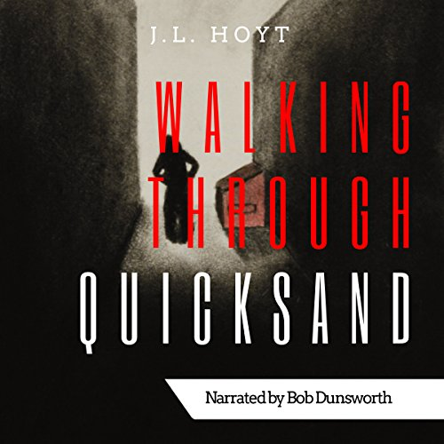 Walking Through Quicksand audiobook cover art
