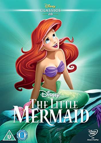 Little Mermaid (Disney) [Edizione: Paesi Bassi] [Edizione: Regno Unito]
