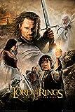 GB Eye Poster, 61 x 91,5 cm, Motiv Lord of The Rings-Return