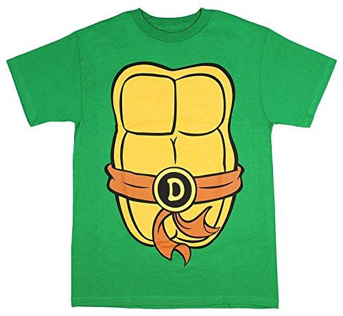 Teenage Mutant Ninja Turtles Donatello T-shirt Costume for Men