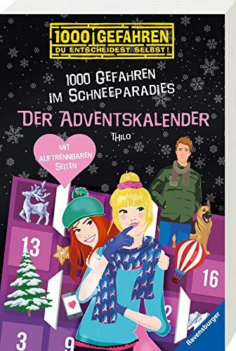 Der Adventskalender - 1000 Gefahren im Schneeparadies