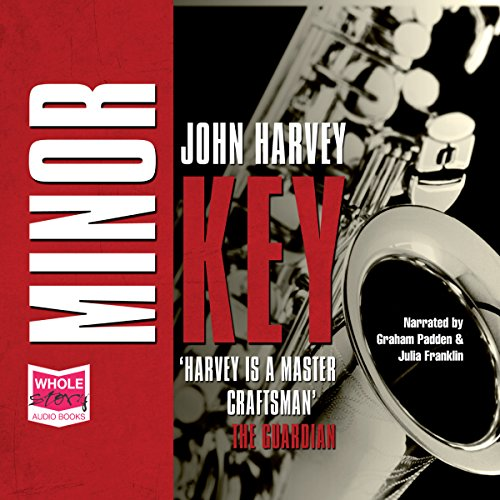 Minor Key audiobook cover art
