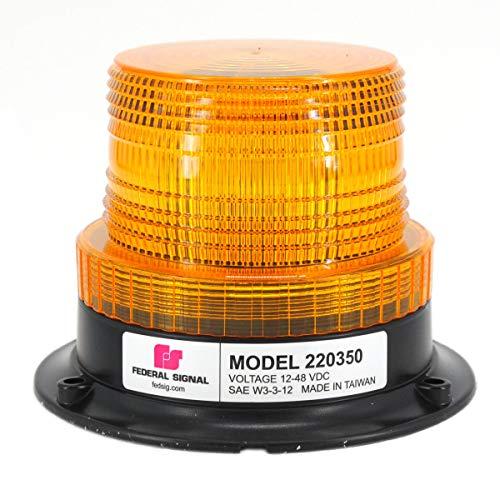 메뚜기 모어 비콘 스트로브 라이트 키트 OPS 또는 ROPS에 설치 노란색 스트로브 효과   액세서리 부품 OEM 503326로 높은 정도의 시야를 추가