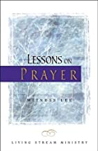 Best lessons on prayer witness lee Reviews