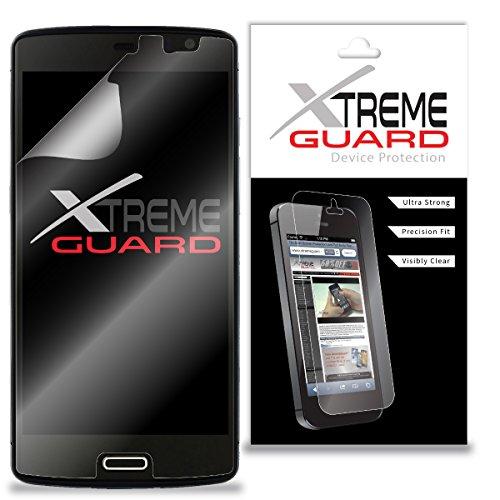 Premium XtremeGuard Screen Protector Cover for Ecoo Aurora E04 (Ultra Clear)