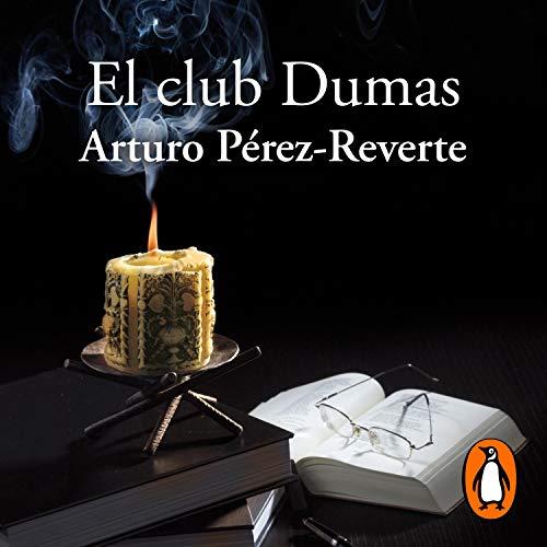 Couverture de El club Dumas[The Dumas Club]