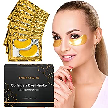 Under Eye Patches for Puffy Eyes I Remove Dark Circles and Puffiness I Dark Circles Under Eye Treatment for Women and Men