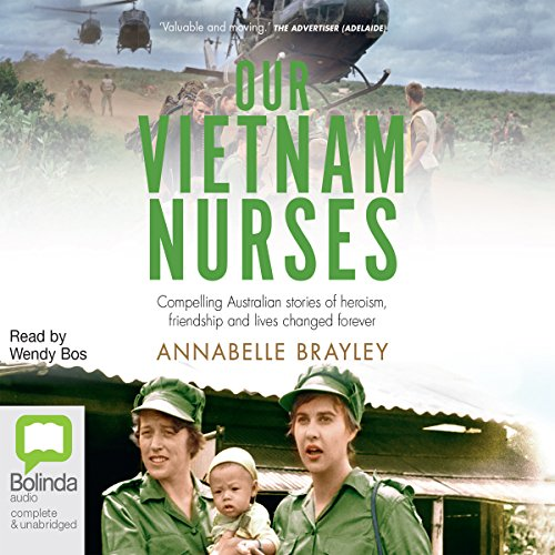 Our Vietnam Nurses audiobook cover art