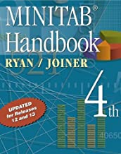 By Barbara F. Ryan - MINITAB Handbook (4th Edition) (2000-06-29) [Paperback]