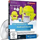 Apps entwickeln mit Android Studio - Ausgabe 2015, aktuell zu Android 5 - Sebastian Witt