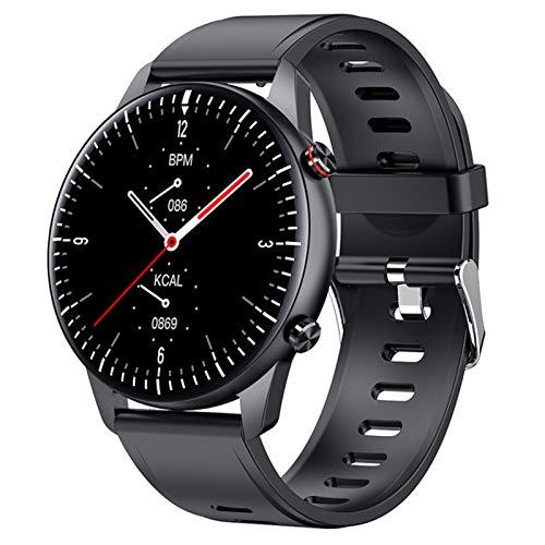 I15 Waterproof Smart Watch 2021 Bluetooth Sports Llame 1GB Reproductor De Música DIY Dial Reloj Inteligente Hombres Y Mujeres para Android iOS,B