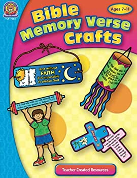 Bible Memory Verse Crafts  Bible Crafts