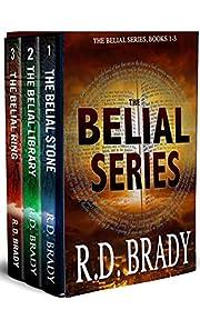 The Belial Series, Books 1-3: An Archaeological Thriller Box Set (The Belial Boxset Book 1)