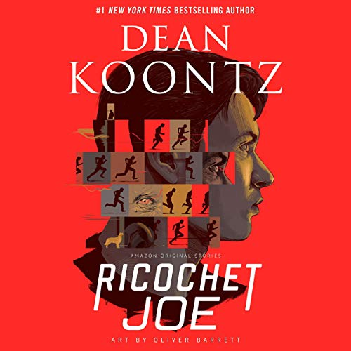 Ricochet Joe audiobook cover art