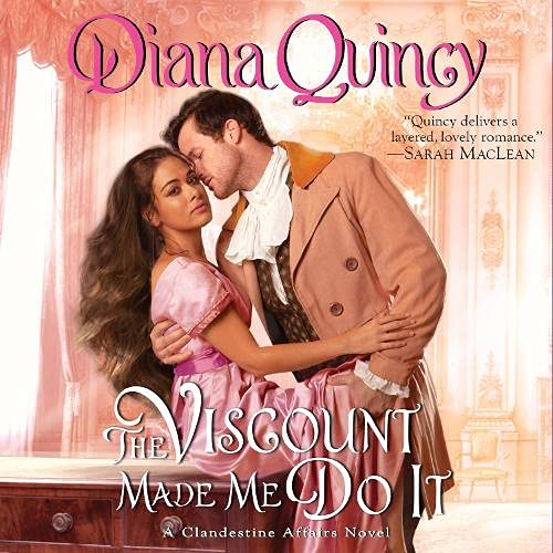 The Viscount Made Me Do It cover art