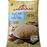 Aashirvaad Sugar Release Control Low GI Natural Grain Mix Atta - 11 Pounds