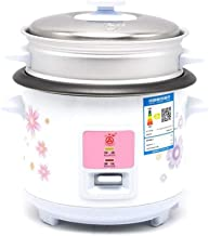 Elektrische rijstkoker huishoudelijke kleine 3-4 personen slaapzaal mini slimme rijstkoker non-stick binnentank automatisc...