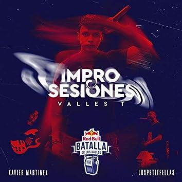 Impro Sesiónes: Valles T (feat. Valles T)